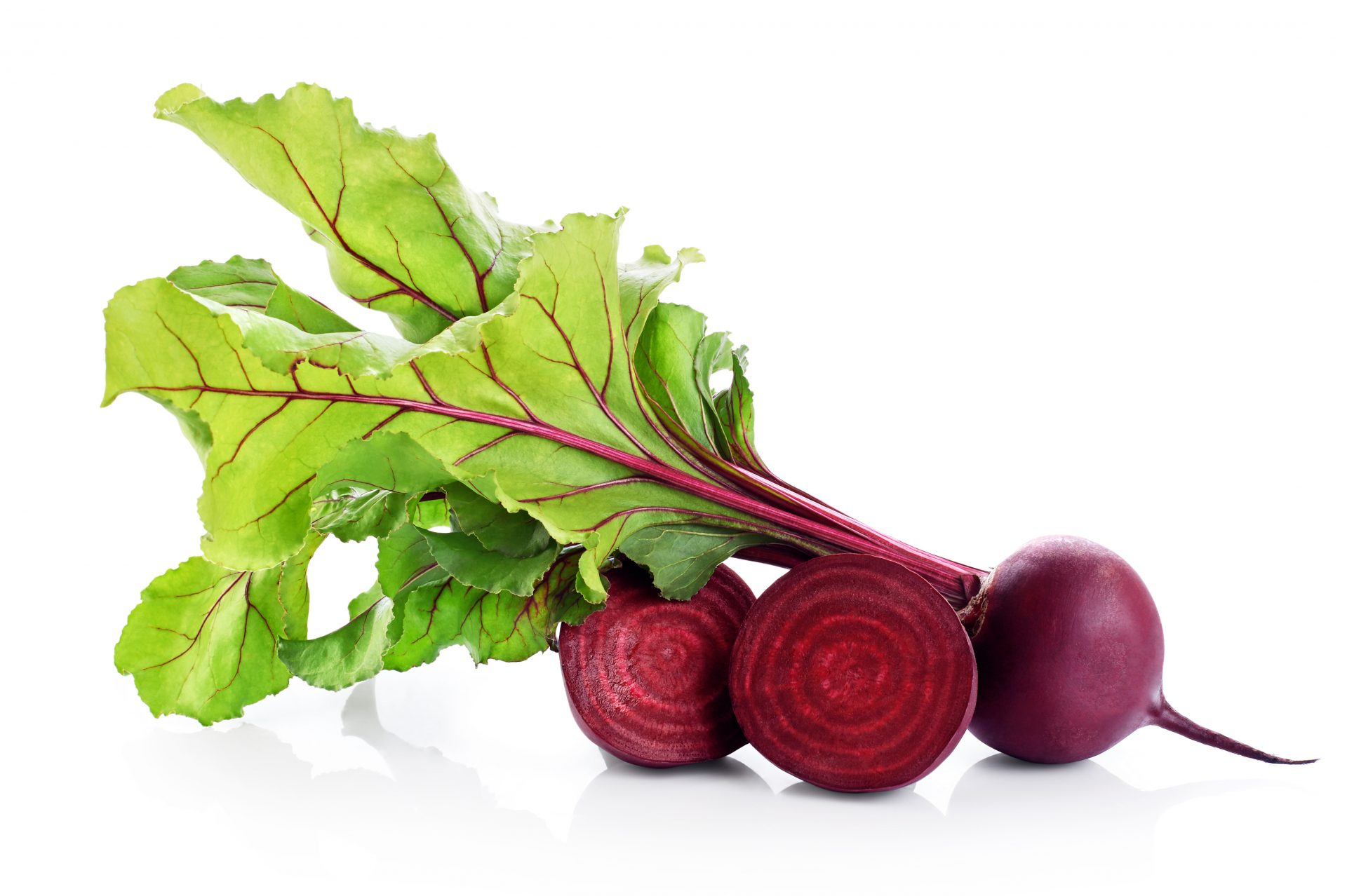 Quick n' Easy Pickled Beet, Walnut & Baby Spinach Salad